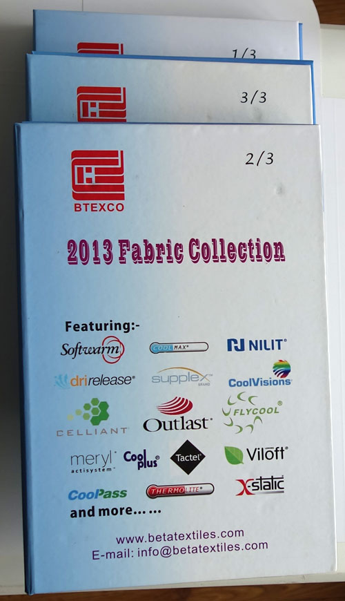 Performance Fabric Collection 2013
